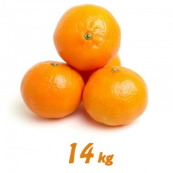 Mandarina 14 kg